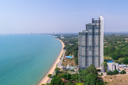 del mare condo bang saray pattaya