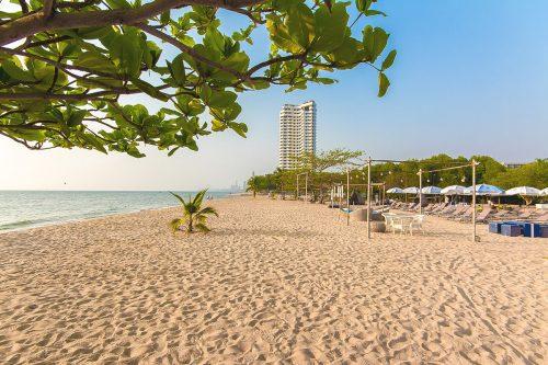 Grand Florida Beach front condo pattaya
