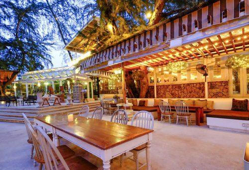 Glass House Restaurant Pattaya