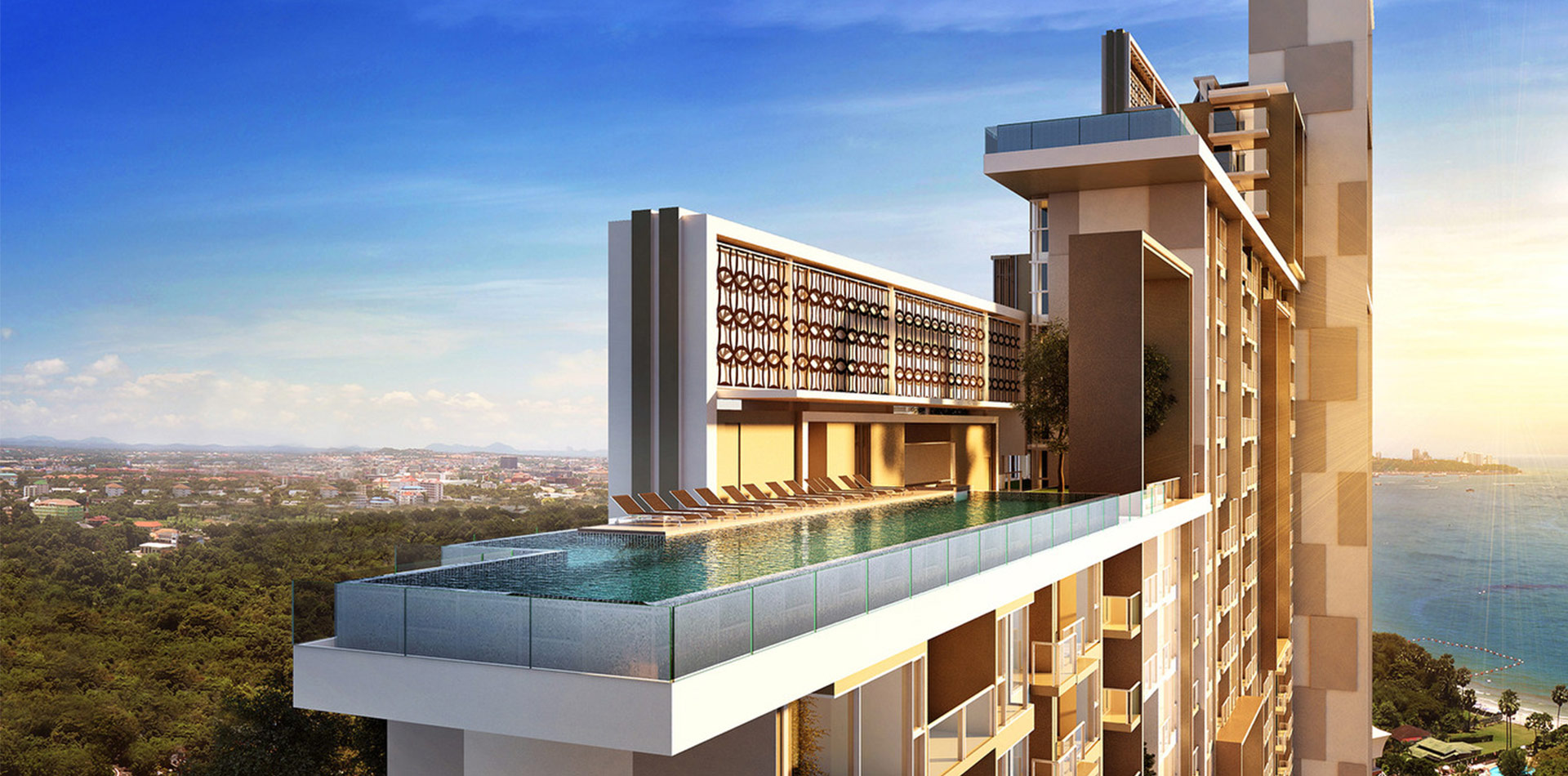 The riviera jomtien condo pattaya