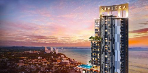 The riviera monaco condo pattaya