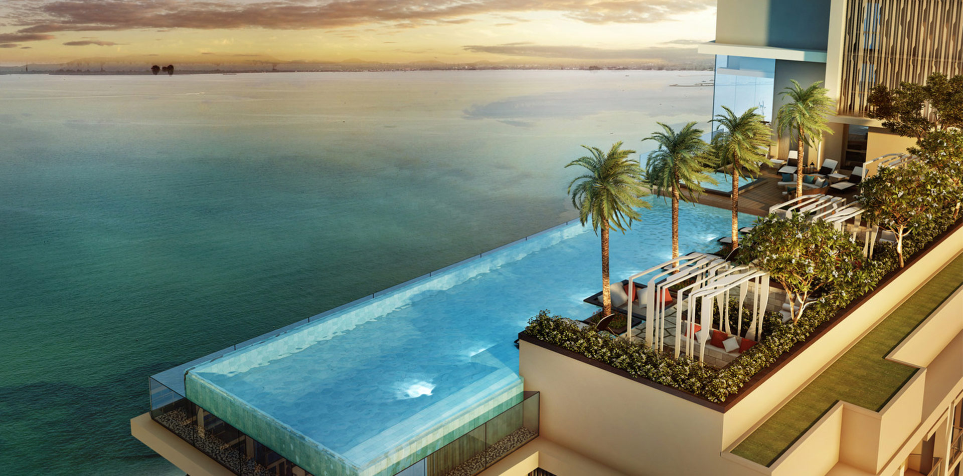 The riviera wong amat condo pattaya